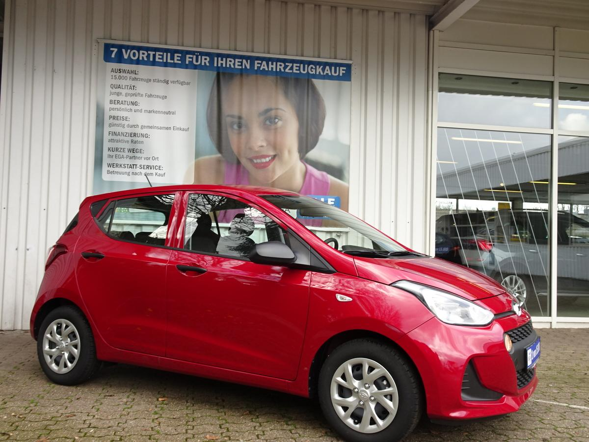 Hyundai i10 1.0 Select KLIMA*FB-ZV*RADIO*PLUS-PAKET*