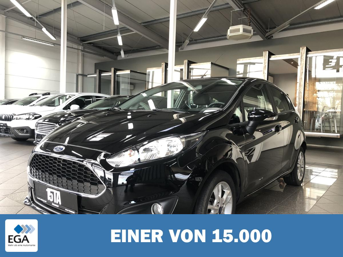 Ford Fiesta 1.0 EcoBoost Trend SHZ PDC Start/Stop