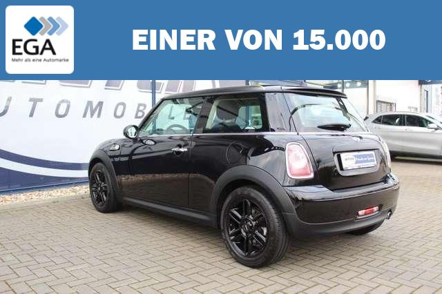 MINI One Brick Lane SHZ/BC/16-Zoll/Nebel