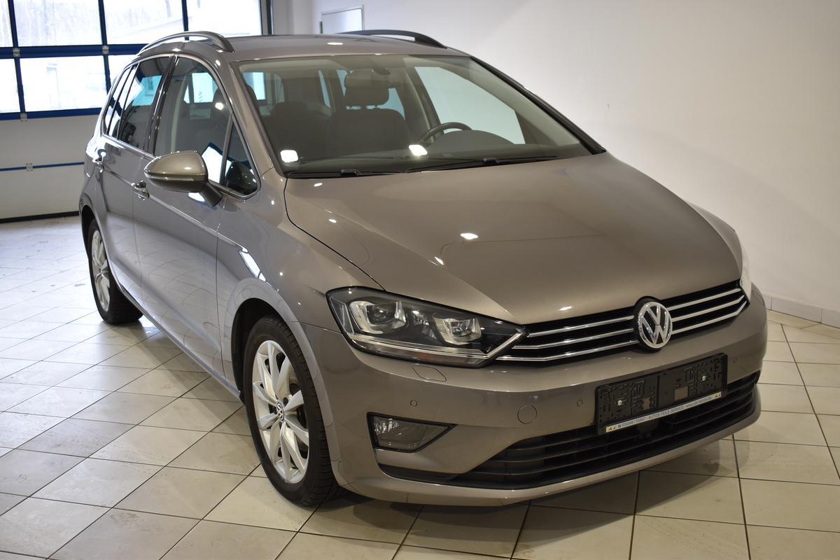 Volkswagen Golf Sportsvan 1.4TSI DSG Comfortline BMT NAVI XENON