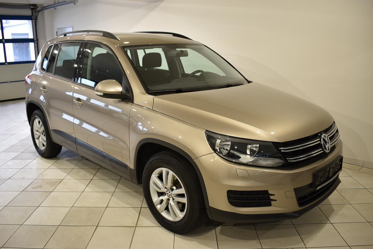 Volkswagen Tiguan 1.4TSI BMT SHZ,PDC,AHK schwenkbar,Euro 6