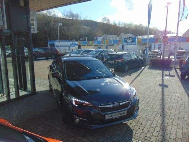 Subaru Impreza 2.0i Sport Lineartronic Leder Navi Alu