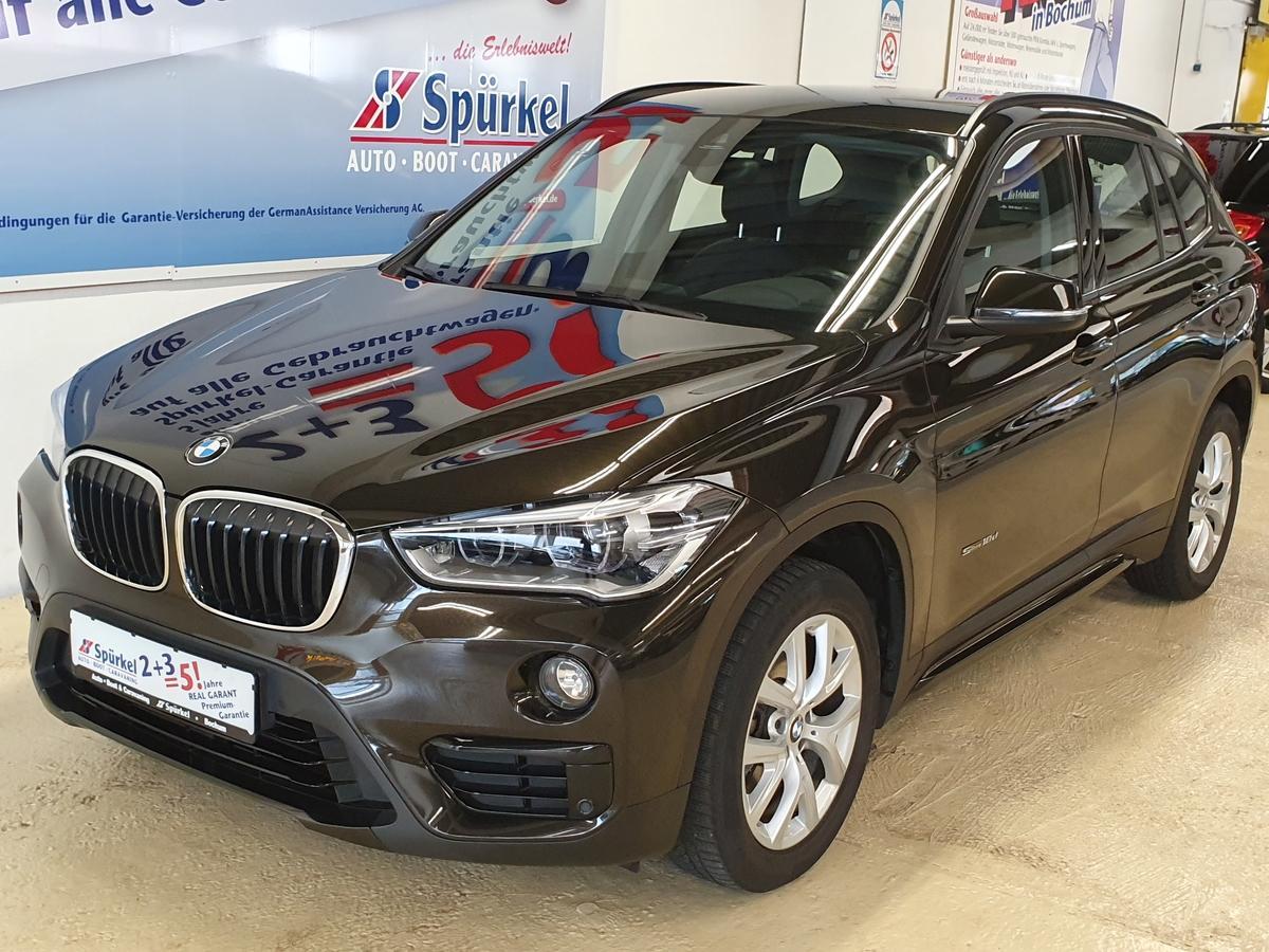 BMW X1 sDrive18d, Navigation,Connected Drive service
