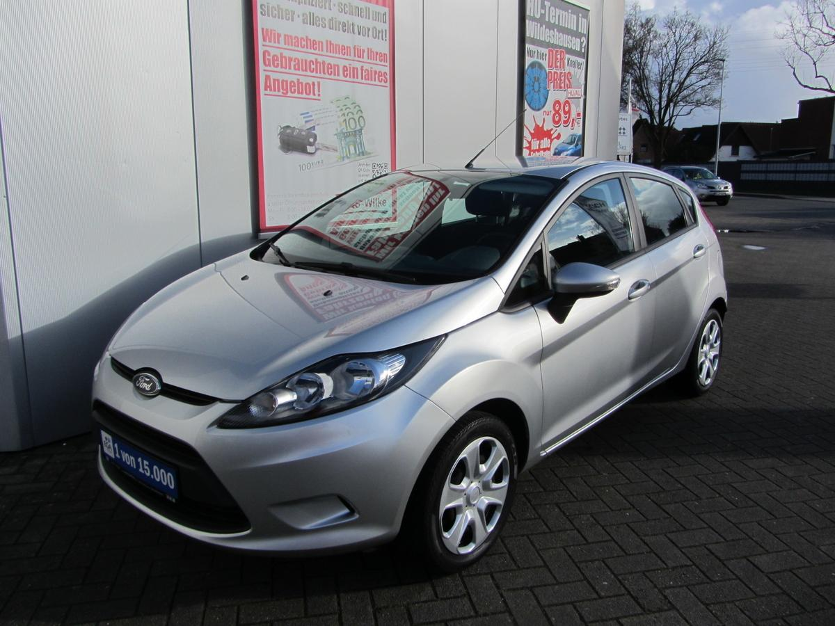 Ford Fiesta 1.25 Trend*KLIMA*CD-RADIO