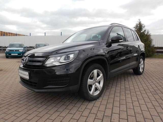 Volkswagen Tiguan 1.4 TSI BlueMotion Tech. Trend & Fun