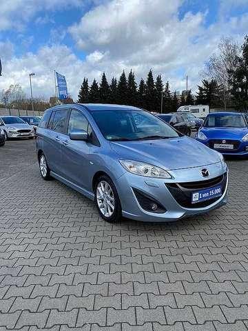 Mazda 5 2.0l MZR Sports Line