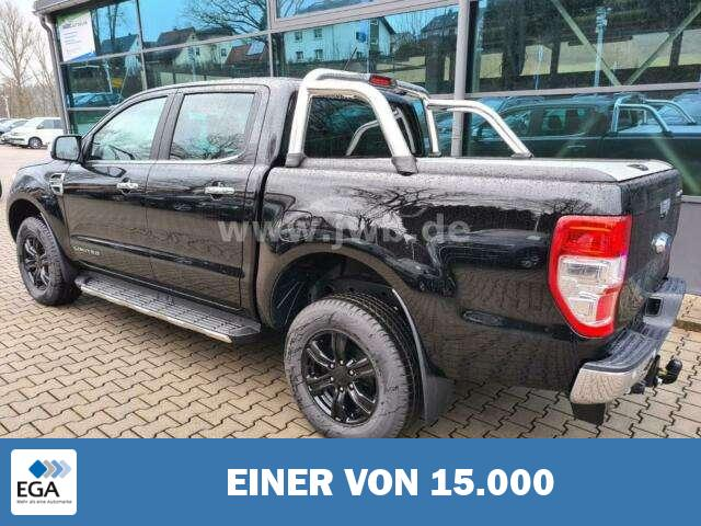Ford Ranger 3.2 Limited Xenon höher Lager Np54t Rollo