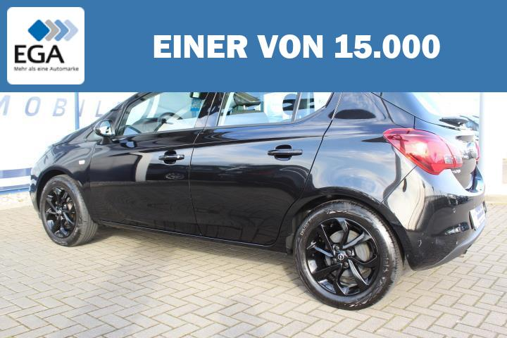 Opel Corsa E 1.4 Color Edition SHZ/Kamera/Tempomat/In