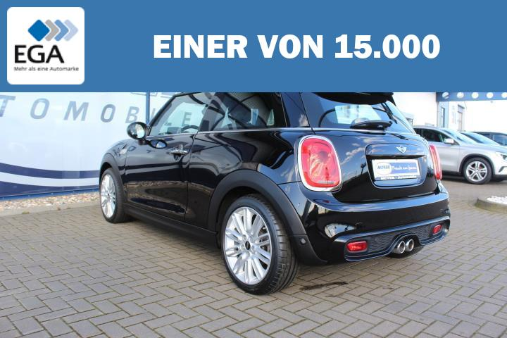 MINI Cooper S Chili LED/Navi/Leder/Harman&Kardon/SHZ