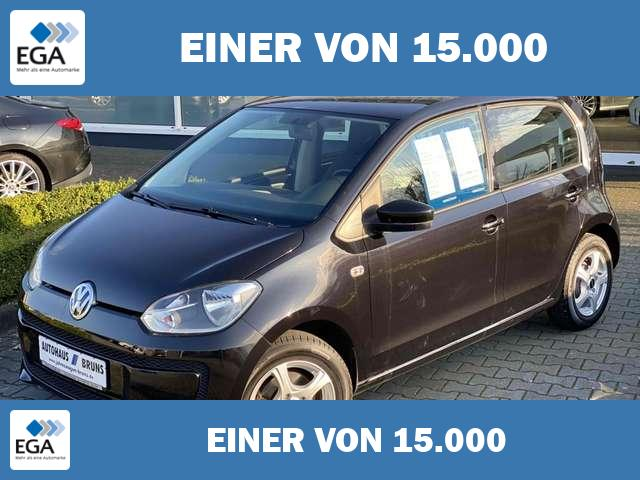 Volkswagen up! 1,0 MPI MOVE, Klima, Radio CD, Servo, LM Felgen