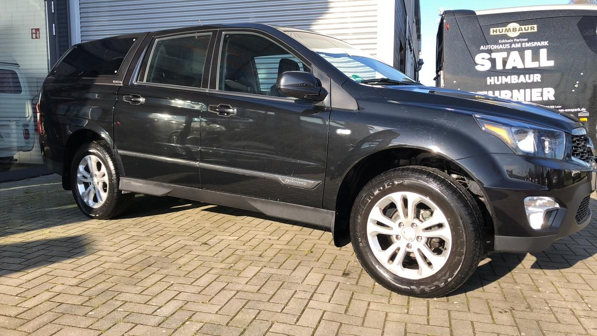 Ssangyong Actyon 2.2 D 4WD 6MT