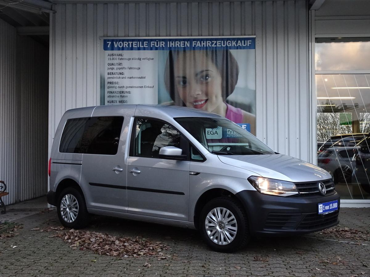 Volkswagen Caddy 1.2 BMT Trendline CLIMATRONIC*TEMPOMAT*SUNSET*PDC*RCD*