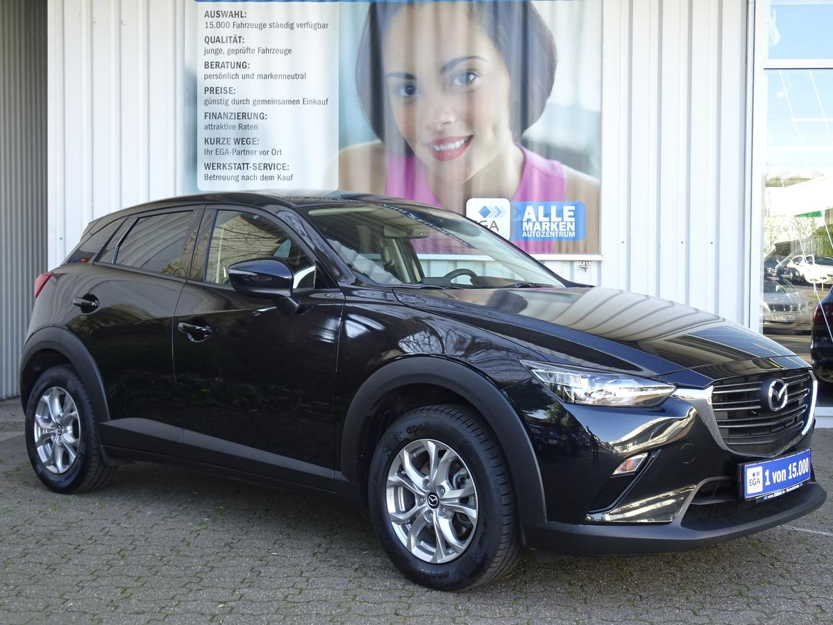Mazda CX-3 Center-Line NAVI*ALU*PRIVACY*LANE*SHZ*PDC*TEMPOMAT*DAB*