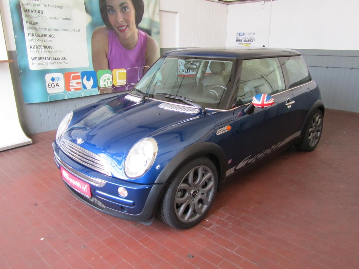MINI Cooper 1.6 +SD+Shzg.+Leder