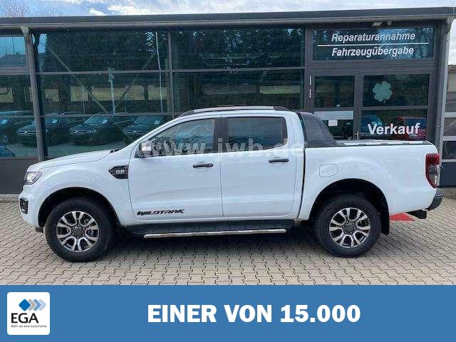 Ford Ranger Wildtrak 3,2 Xenon Np55 Standheizung Lager Rollo