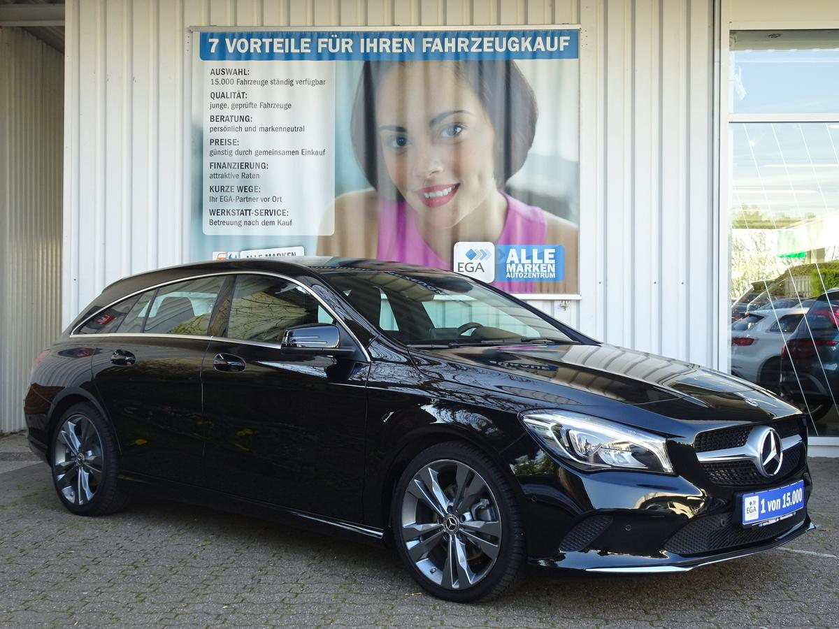 Mercedes-Benz CLA 180 Shooting Brake 7G-DCT Urban*BUSINESS*LED*CAM*SHZ*NAVI*PTS AKT*TEMPOMA