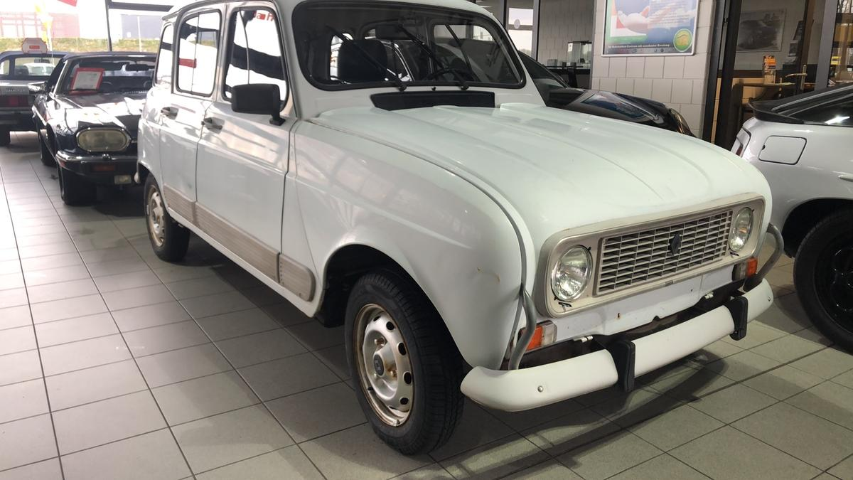 Renault R 4 Clan Edition,