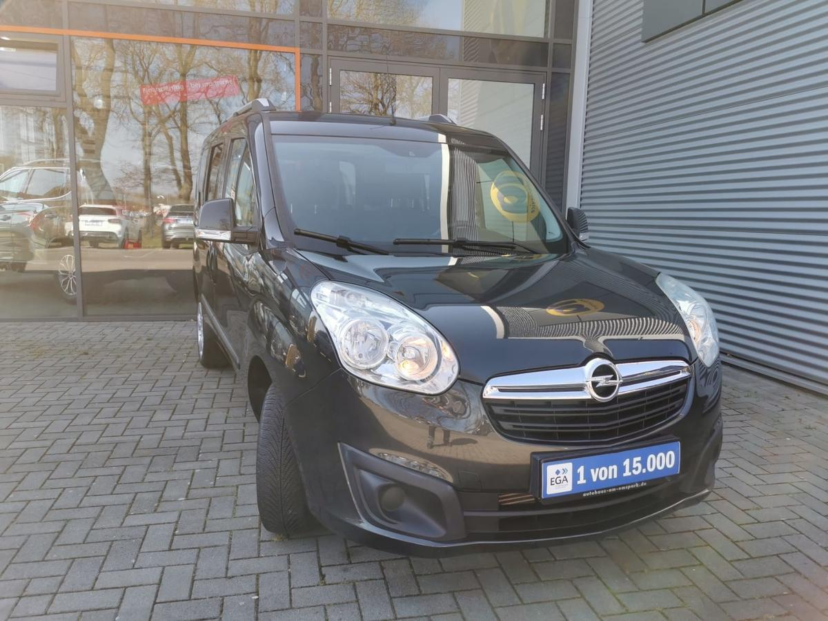 Opel Combo LifeTour 1,6 D,Automatic, Sitzheizung, PDC,