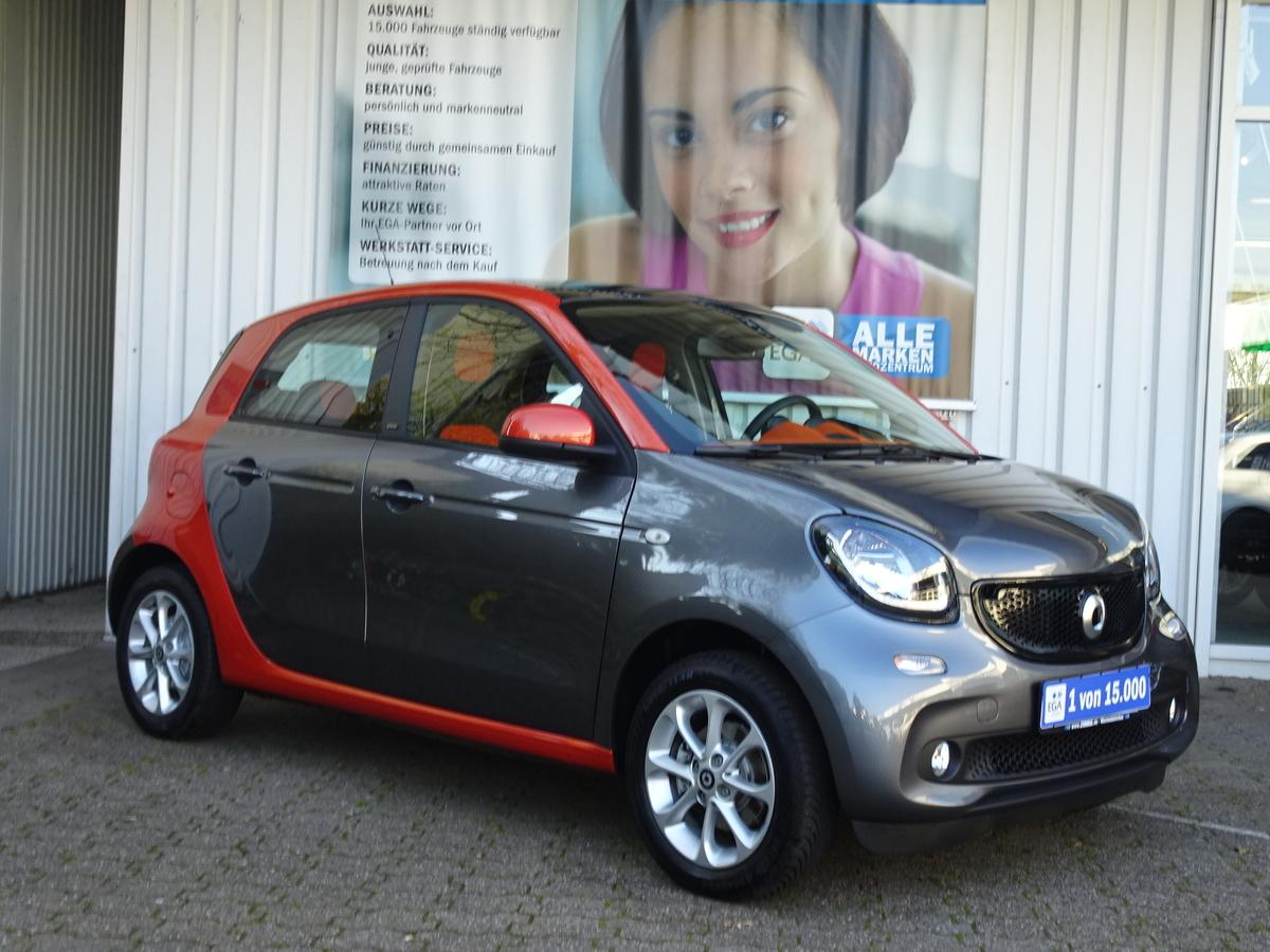 Smart ForFour twinamic passion*NAVI*PANO*PTS*SHZG*DAB*MEDIA*KOMFOR