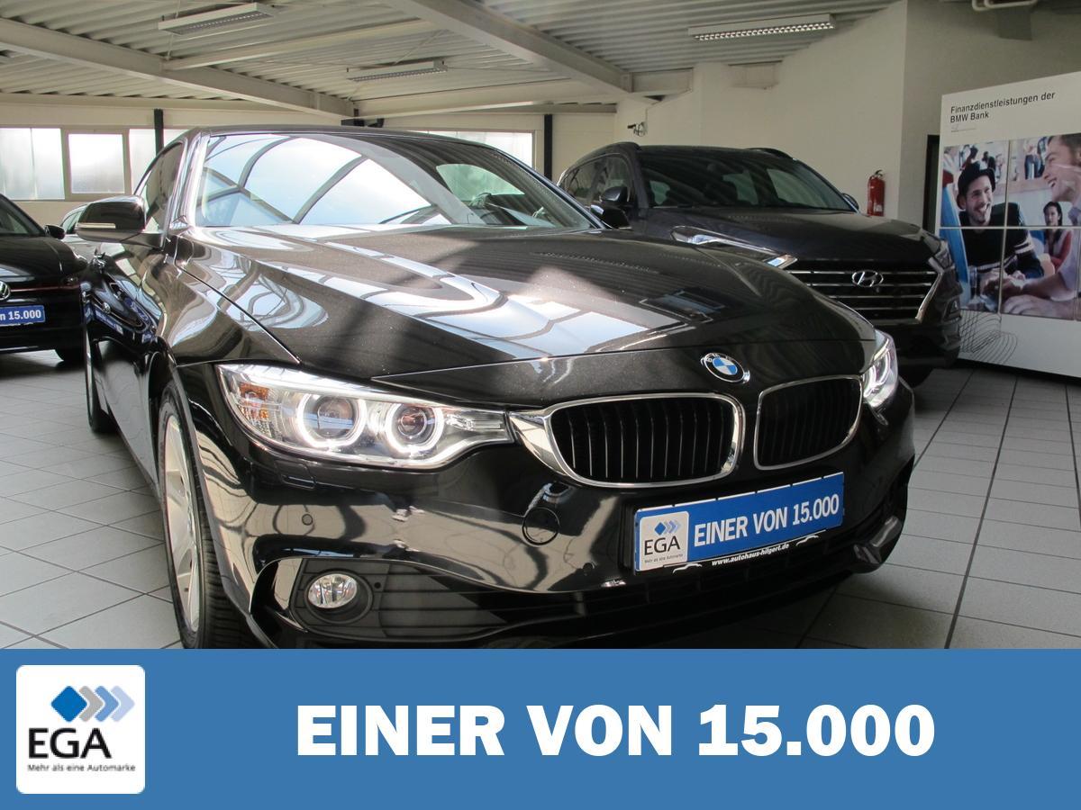 BMW 420i Coupe *Sportsitze*Navi*PDC* Xenon