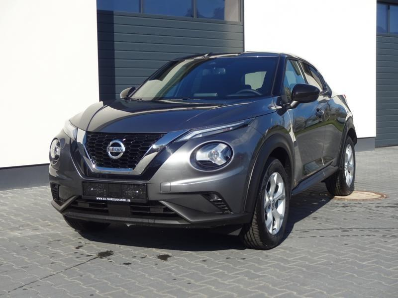 Nissan Juke N-Connecta 1,0 DIG-T 117 DCT 86kW 2020