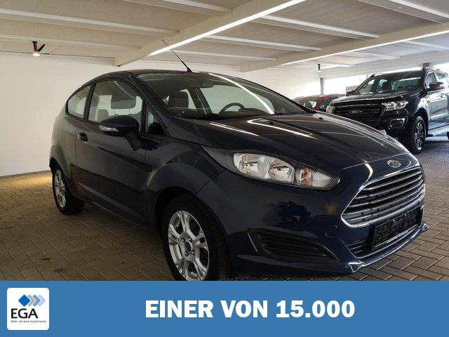 FORD FIESTA SYNC-EDITION WINTER-PAKET