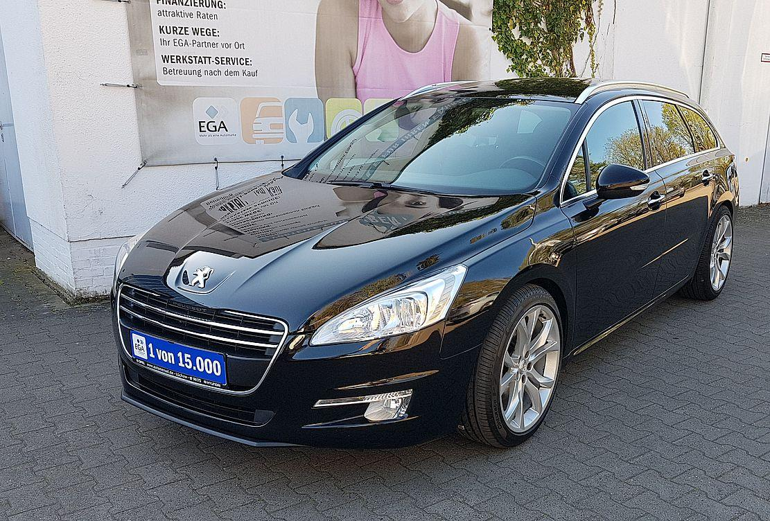 Peugeot 508 SW Allure 155 Navi*PDC*Panoramadach