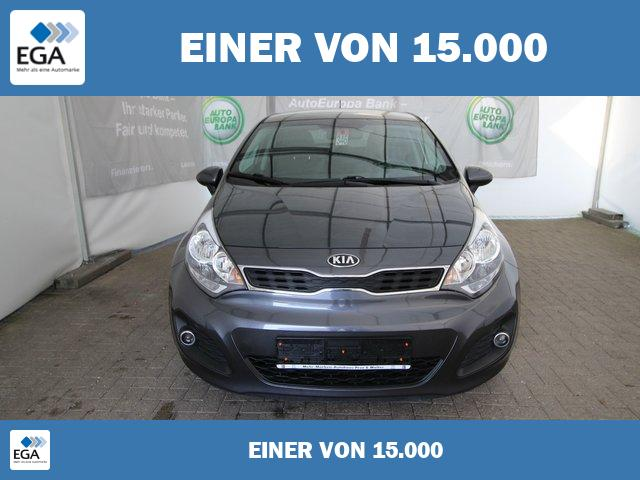 KIA Rio 1.4 Dream Team Edition KLIMAAUTOMATIK