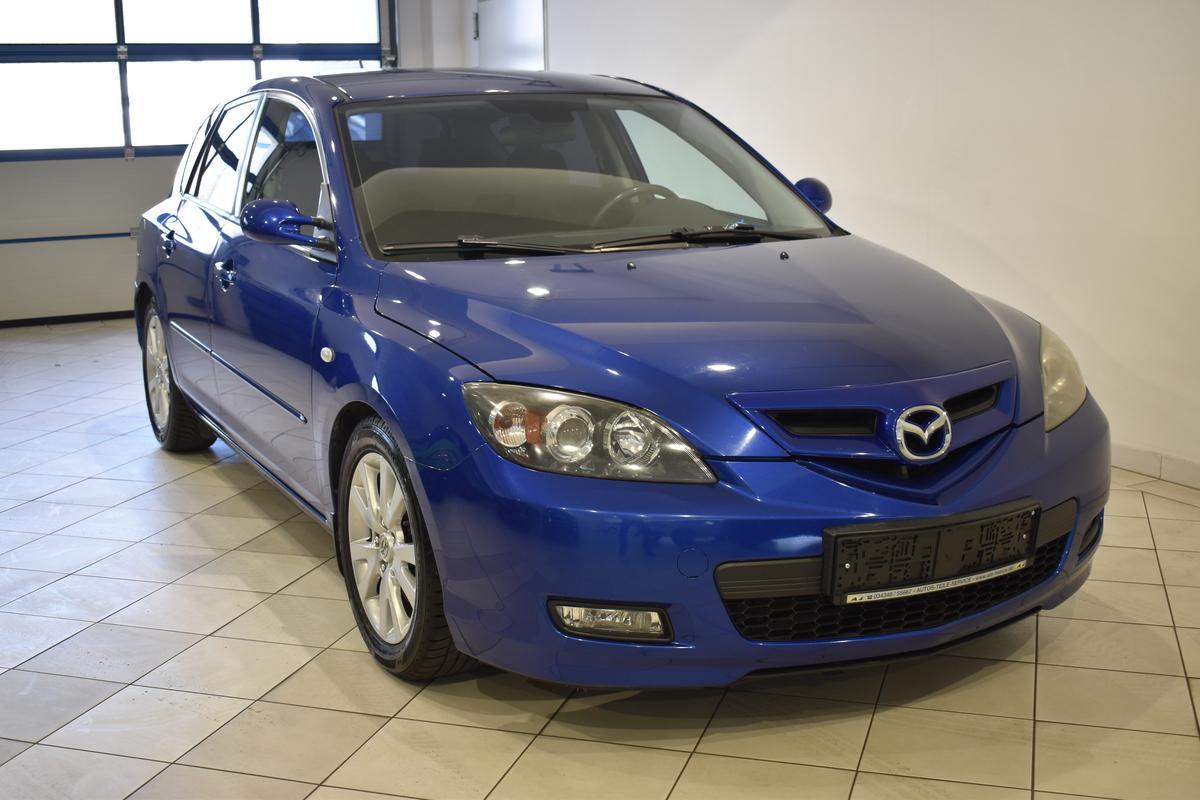 Mazda 3 1.6 Active Klimaautomatik Alu HU 07/22