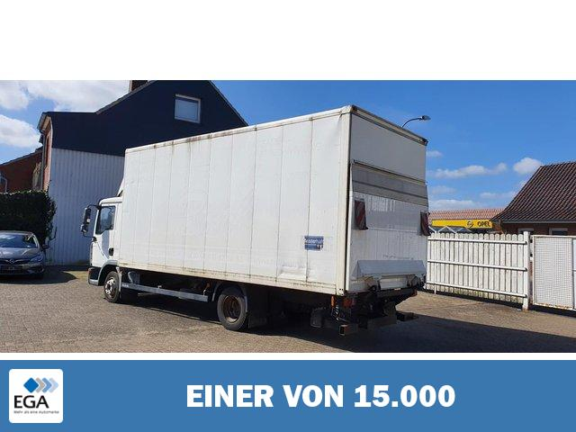 MAN TGL 8180+Koffer+Ladebordwand?.