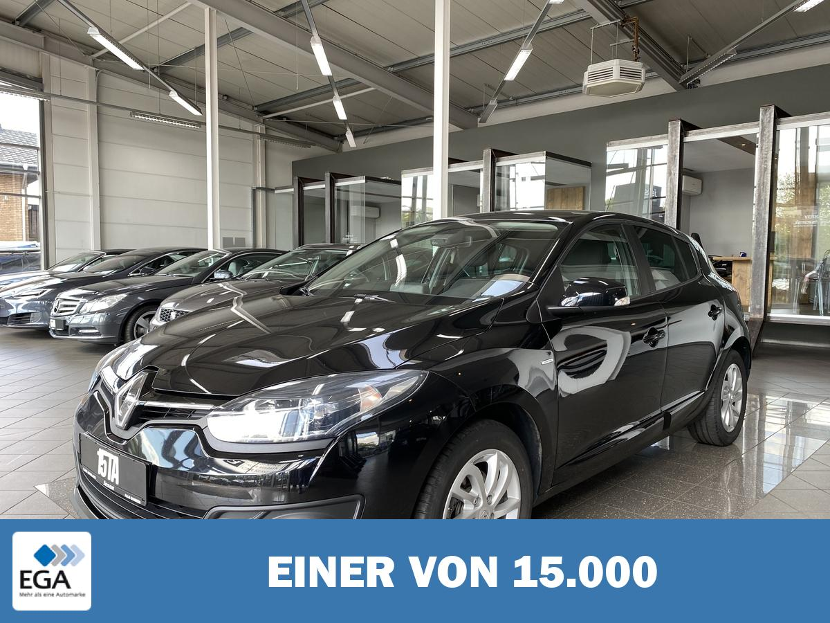 Renault Megane 1.2 TCe 115 Limited ENERGY Navi Tempomat