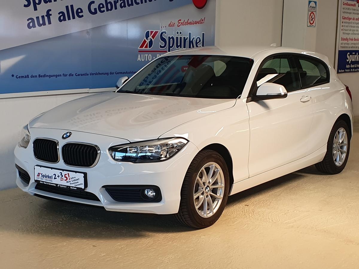 BMW 116i, Sitzheizung, Parksensoren