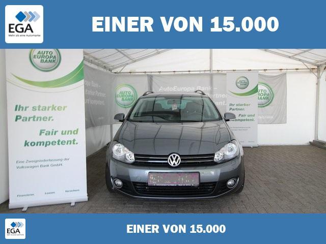 VW Golf Variant VI 1.4 TSI Comfortline SITZHEIZUNG