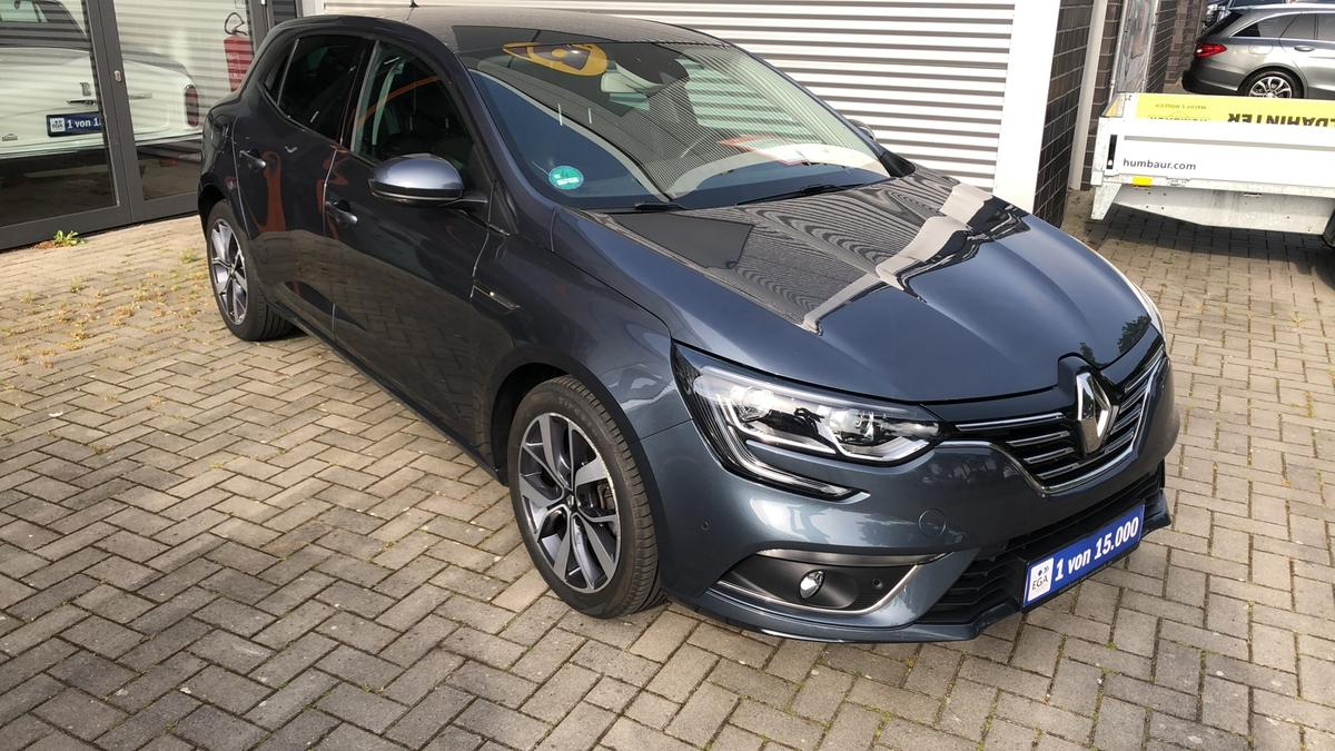 Renault Megane Energy TCE 130 Bose Edition Navi