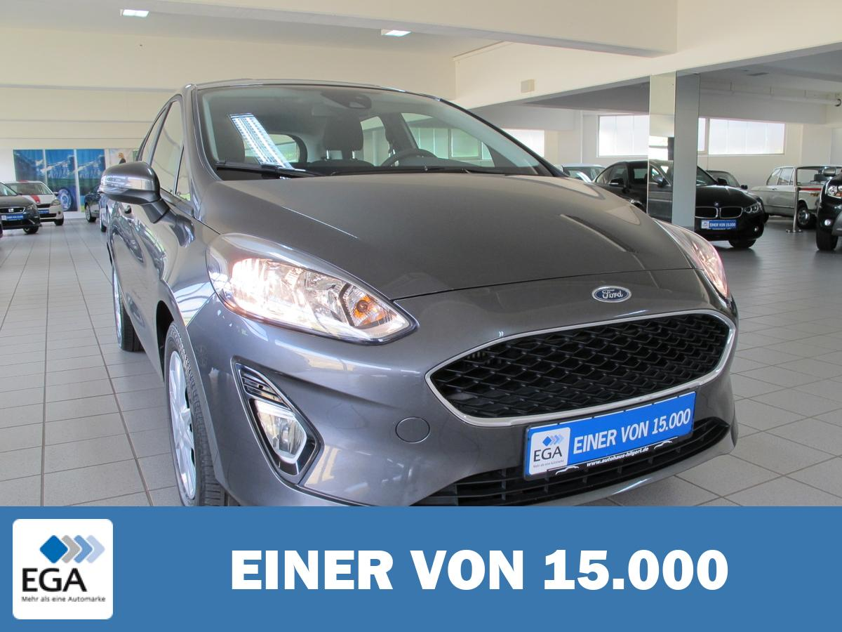Ford Fiesta 5-Türer,Cool & Connect,Sitzh.,PDC,Tempom.