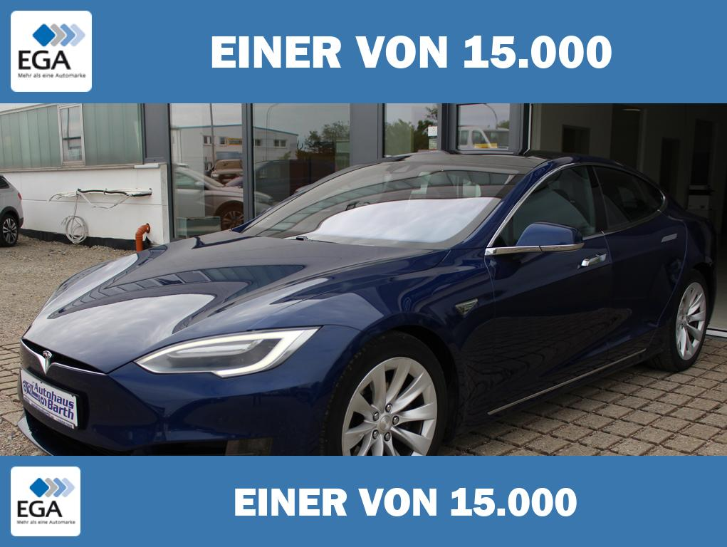 Tesla Model S 90 D * Pano-Glasdach * Supercharger FREE