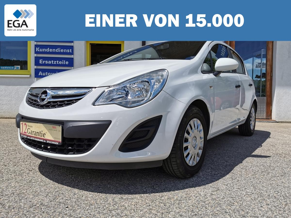 Opel Corsa 1.2 16V (ecoFLEX) Selection