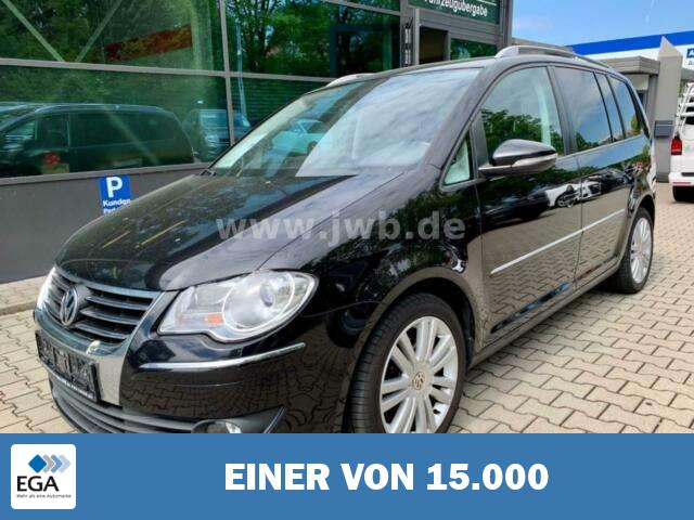 Volkswagen Touran 2.0TDI Highline 1.Hd. Klimaaut PTS Alu 17