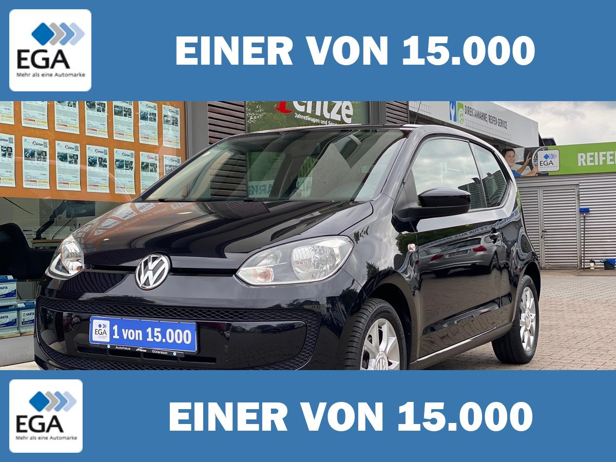 Volkswagen up! move up! Navi/Klima/Alu