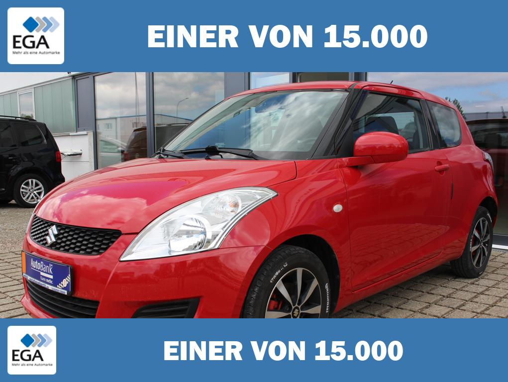 Suzuki Swift * Klima * USB * mp3 * Servo * E-Fenster *