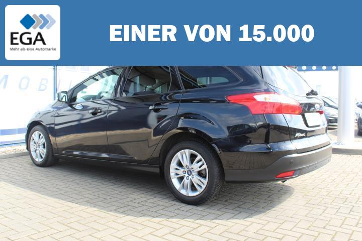 Ford Focus Turnier 1.0 EcoBoost PDC/16-Zoll/Start-/St