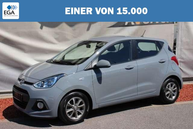 Hyundai i10 1.0 FIFA World Cup Edition *SHZ*Bluetooth*