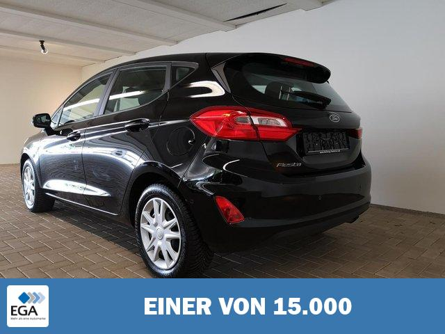 FORD FIESTA COOL & CONNECT EASY-DRIVER-PAKET 2 / WINTER-PAKET