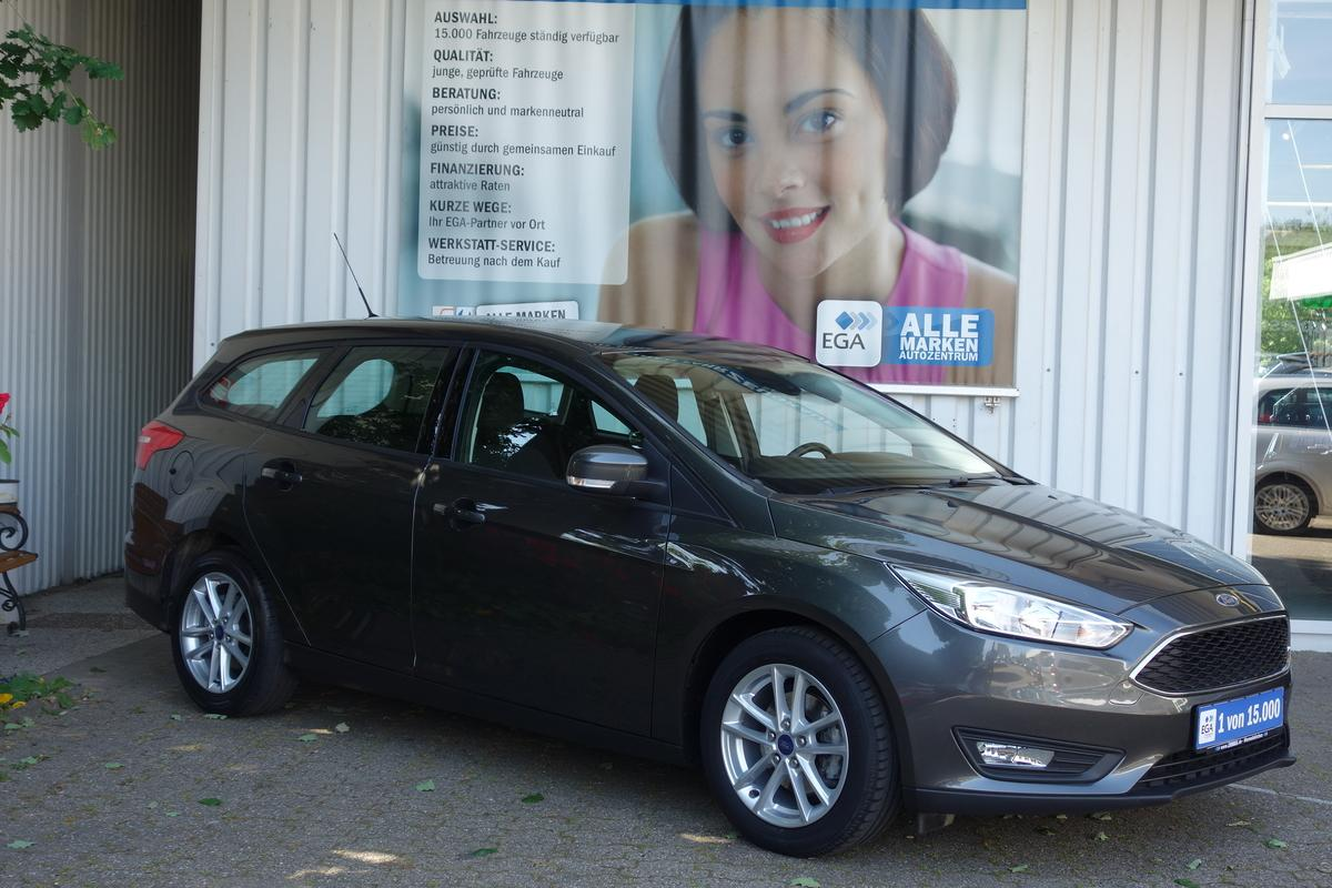 Ford Focus Turnier 1.0 EcoBoost ALU*TEMPO*SYNC*BUSINESS*