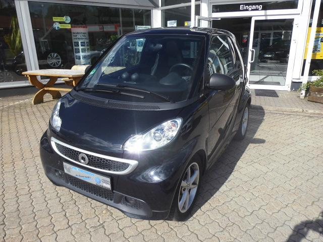 Smart ForTwo fortwo coupe Top Zustand, Panoramadach,Schaltwippen!