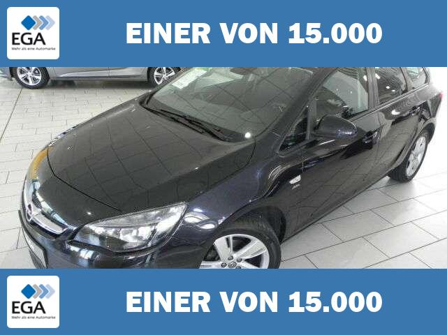 Opel Astra ST 1.4T ACTIVE NAVI/PDC/17ALU/LHZ/6GANG