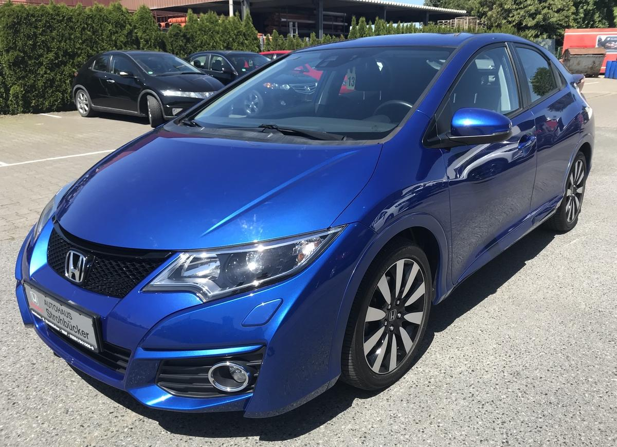 Honda Civic 1.4 i-VTEC Edition X