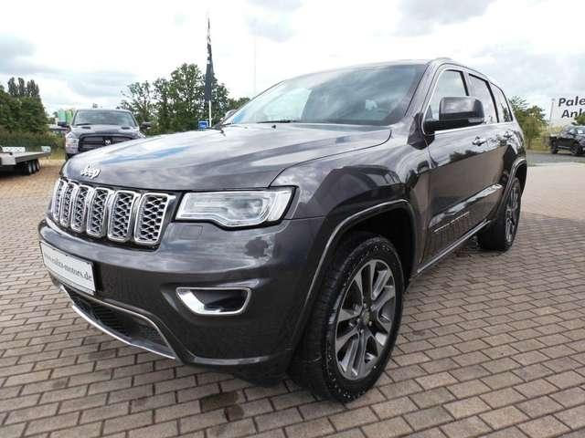 Jeep Grand Cherokee 3.0I Multijet Overland