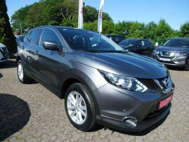 Nissan Qashqai N-Connecta 1.2DIG-T, AAC,Navi,Around-View