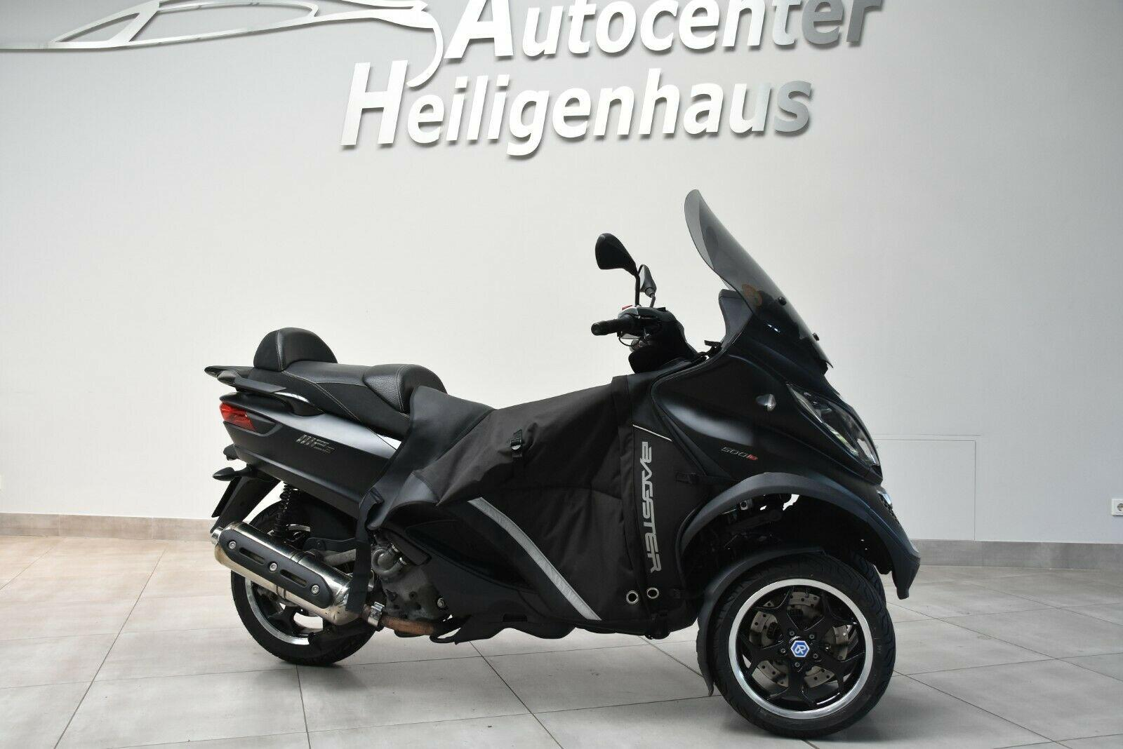 PIAGGIO MP3 LT 500 i.e. SPORT Business ABS Griffheizung